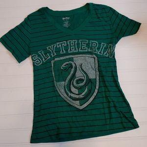 Slytherin Vneck tee